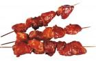 Шашлык из мяса лани, лося, оленя или дикой козы