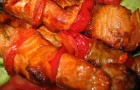 Шашлык из мяса лося по-марийски