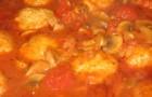 Грибная приправа с томатом