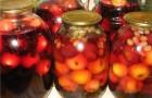 Компот из яблок и красной смородины