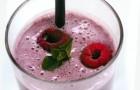 Ласси с лесными ягодами