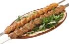 Люля-кебаб из куриного мяса