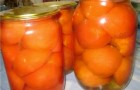 Маринад для помидоров с желатином