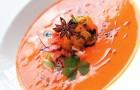 Морковно-апельсиновый десерт