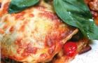 Овощная лазанья с рикоттой