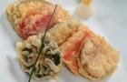 Овощная темпура