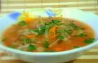 Шотландский овсяный суп