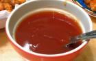 Сладкая заправка с соевым соусом