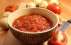 Соус томатный на мясном бульоне