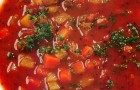 Суп-гуляш из баранины