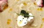 Суп из артишоков с осьминогами
