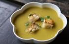 Суп-пюре гороховый