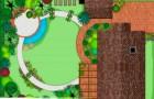 «Ленивый» ландшафтный дизайн