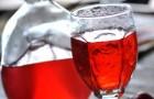 Вино вишнево-смородиновое красное