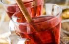 Водка вишневая с миндалем