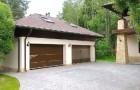 Выбор места и проектирование гаража