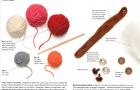 Материалы для изготовления игрушки