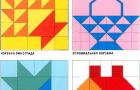 Блоки в виде рисунков