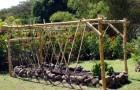 Бамбуковые шпалеры