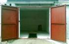 Погреб под гаражом
