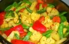 Пряные овощи