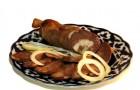 Казы полукопченая (конская колбаса)