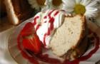Кекс «Пища ангелов»