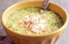Куриный суп с карри по-тайски