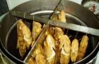 Особенности подготовки посоленной рыбы к копчению