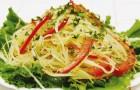 Салат из капусты с приправами