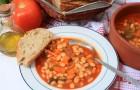 Тосканский томатный суп