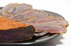 Вяленая бастурма из говядины или свинины