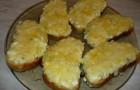 Бутерброды из смеси трав с сыром или майонезом