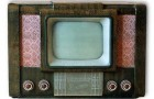 Декор старого телевизора