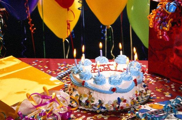 Тосты на дни рождения, именины, юбилеи