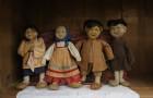Тряпичные куклы Маши Дмитривой