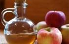 Компресс с яблочным уксусом