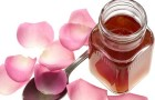 Конфитюр из лепестков роз