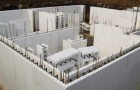 Монолитные конструкции стен