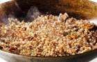 Начинка из гречневой каши с печенкой