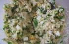 Начинка из риса