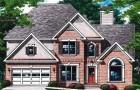 Решения фасадов индивидуального жилого дома