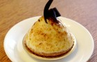 Торт «Шибуст» с корицей и жареным инжиром