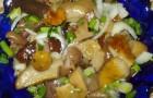 Маринованное грибное ассорти