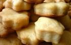Печенье из плавленого сыра