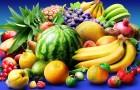 Шесть свежих фруктов, заряжающих энергией
