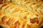Запеканка из картофеля с шампиньонами