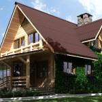 Загородные дома
