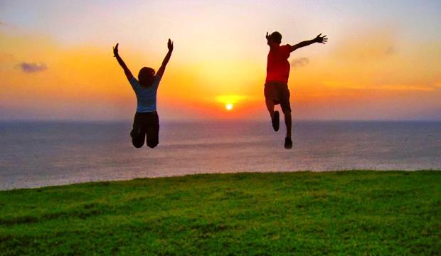 Как природа делает нас счастливее