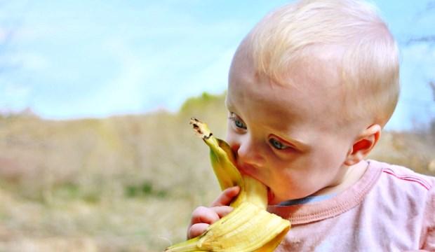 Как приучить детей к свежим овощам и фруктам